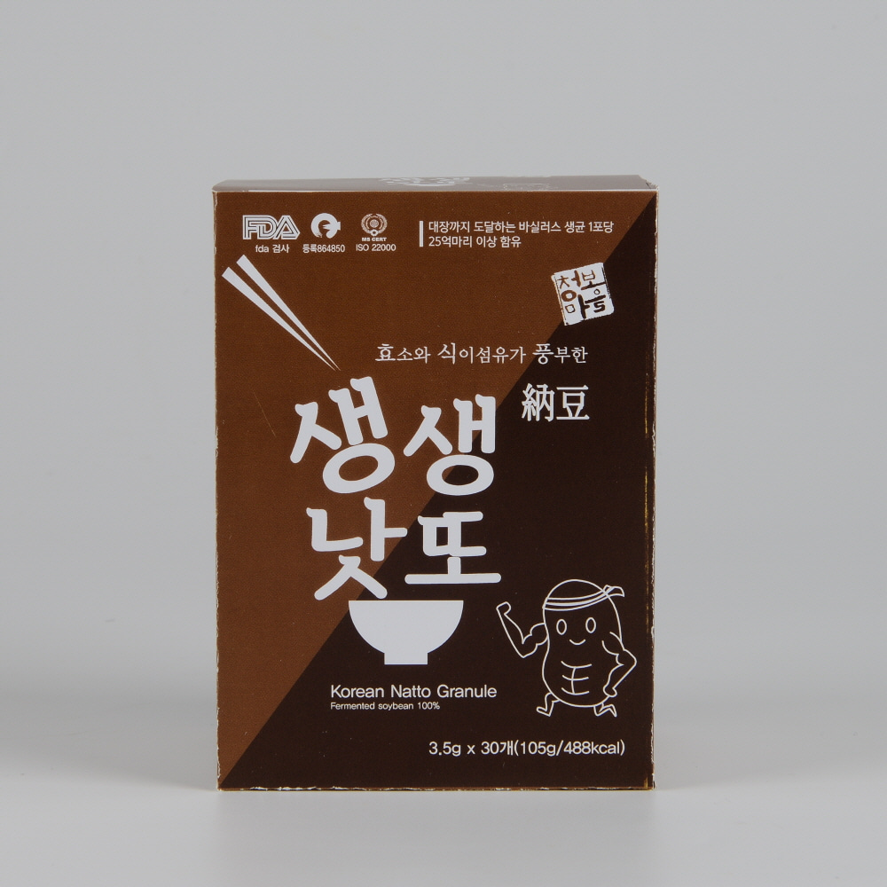 Natto Granule in tea bag
